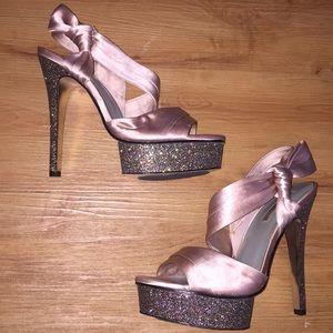 H by Halston Gorgeous Gloria heels